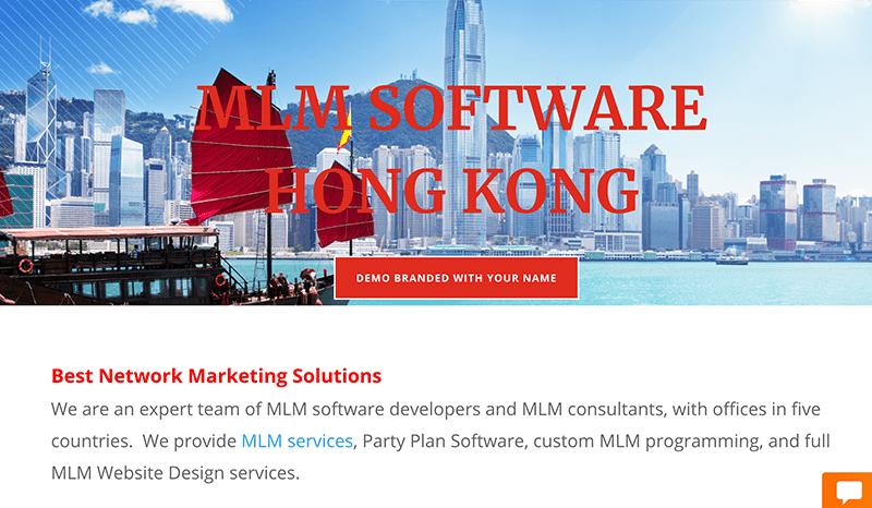Hong-Kong-MLM-Software